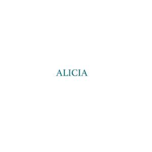 Beveiligd: ALICIA